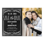 Beautiful Love Save The Date Card Personalized Announcement