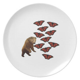 Beautiful Madness Party Plate
