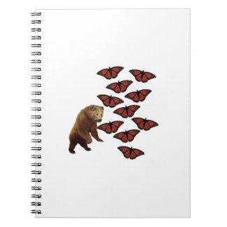 Beautiful Madness Spiral Notebook