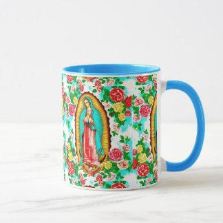 BEAUTIFUL MADONNA OF GUADALUPE BEVERAGE CUP/MUg Mug
