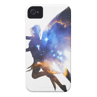 Beautiful Magical Space Fairy Case-Mate iPhone 4 Case