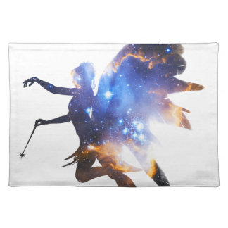 Beautiful Magical Space Fairy Placemat