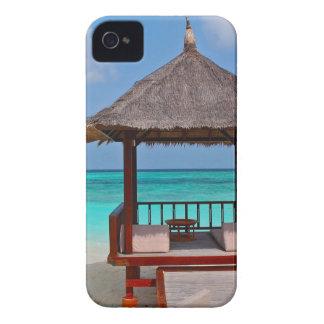Beautiful Maldives Islands iPhone 4 Case