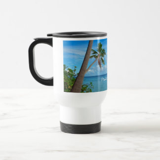 Beautiful Maldives - White 11 oz Classic White Mug