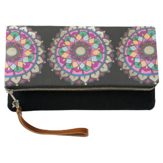 Beautiful Mandala Clutch