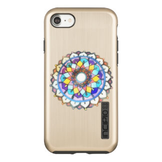 Beautiful Mandala Incipio DualPro Shine iPhone 8/7 Case