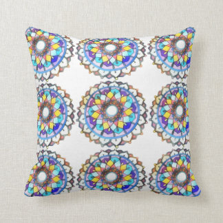 Beautiful Mandala Throw Pillow