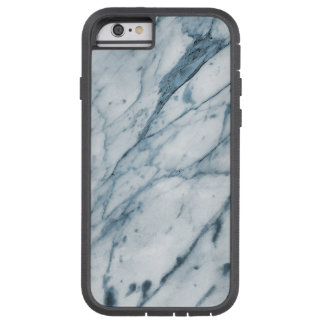 Beautiful Marble Texture (Grey Blue) Tough Xtreme iPhone 6 Case