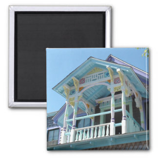 Beautiful Marthas Vineyard Victorian House Magnet