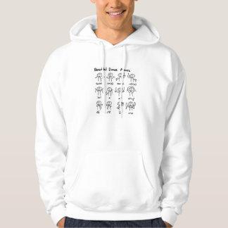 Beautiful Math Dance Hooded Sweatshirt