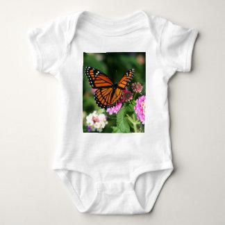 Beautiful Monarch Butterfly Baby Bodysuit