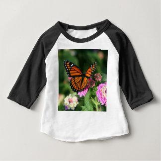 Beautiful Monarch Butterfly Baby T-Shirt