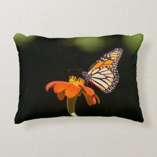 Beautiful Monarch Butterfly Decorative Pillow