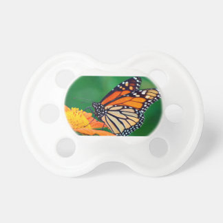 Beautiful Monarch Butterfly Pacifier