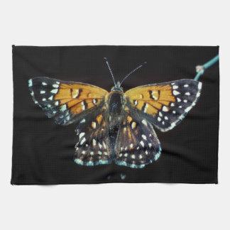 Beautiful Monarch Butterfly Towel