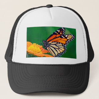 Beautiful Monarch Butterfly Trucker Hat