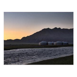 Beautiful Mongolia Postcard