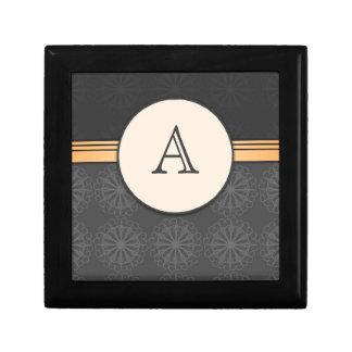 Beautiful Monogram Gift Box