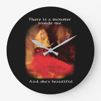 Beautiful Monster Clock (Mac 9.0)