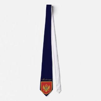 Beautiful Montenegro Flag Tie