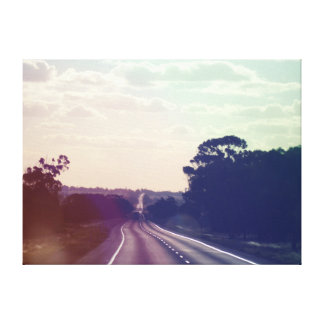 Beautiful Moody Road Travel Photo Print in Color