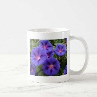Beautiful Morning Glories in Bloom Coffee Mug