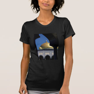 Beautiful Mosque With Gold Plated Dome T-Shirt