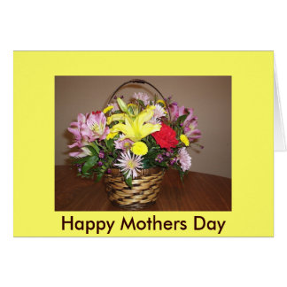 Beautiful Mothers Day Card
