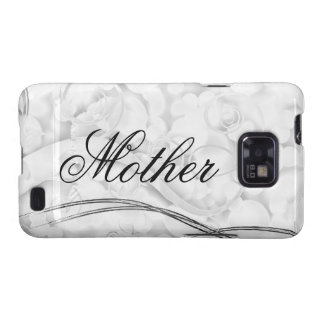 Beautiful Mother's Day Frills Samsung Galaxy S2 Cases