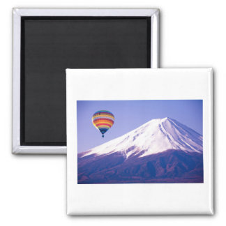 Beautiful Mount Fuji Japan Travel Magnet