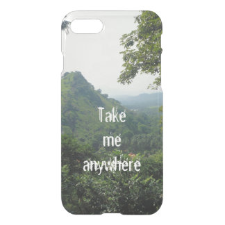 Beautiful Mountain Landscape | Take me anywhere iPhone 7 Case