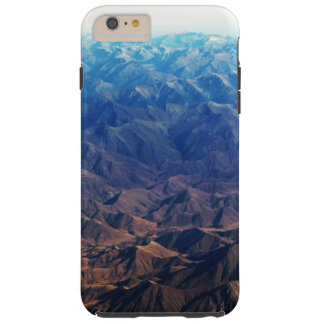Beautiful mountain range tough iPhone 6 plus case