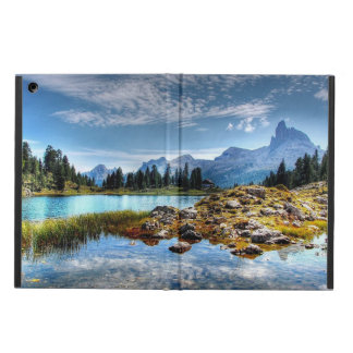 Beautiful Mountain Scenery Art, iPad Air Case