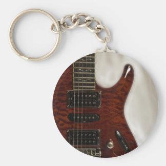 Beautiful Music--Ibanez Keychain