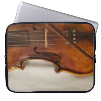 Beautiful Music--Violin Laptop Sleeve