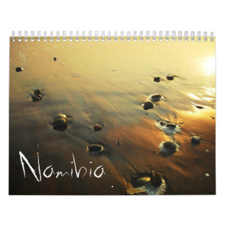 Beautiful Namibia Wall Calendars