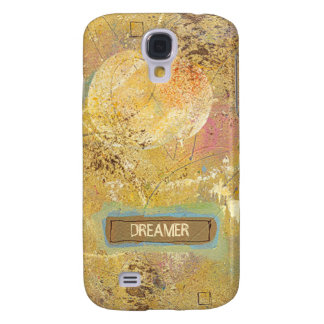 Beautiful natural fun abstract art unique painting samsung galaxy s4 covers