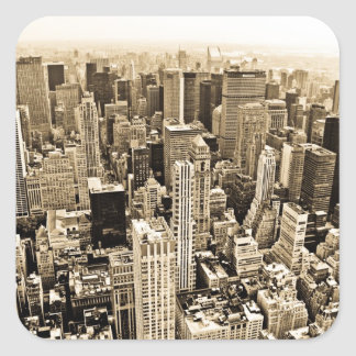 Beautiful New York City Stickers