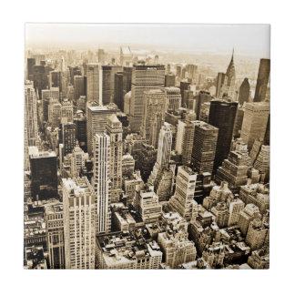 Beautiful New York City Tile