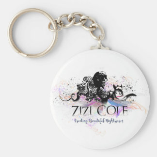 Beautiful Nightmares Keychain