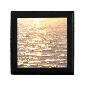 Beautiful Ocean Golden Hour Sunrise Gift Box