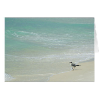 Beautiful Ocean Greeting Card