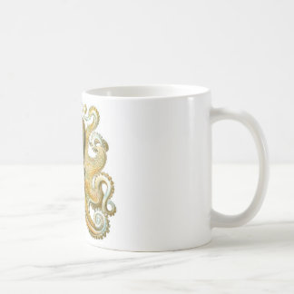 Beautiful octopus picture by Haeckel Coffee Mug