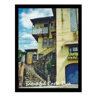 Beautiful Old House in San Jose, Costa Rica Postcard