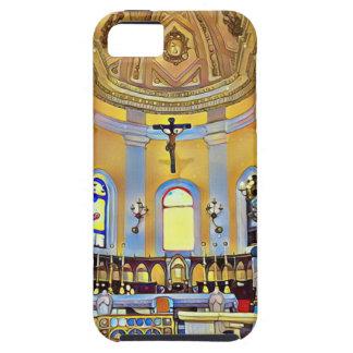 Beautiful Old San Juan Artistic Sanctuary iPhone 5 Cases