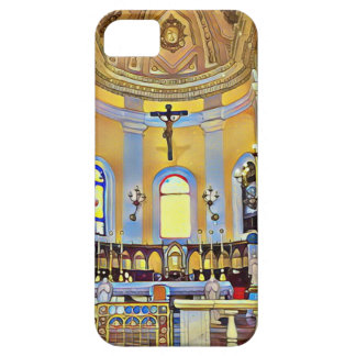 Beautiful Old San Juan Artistic Sanctuary iPhone 5 Cases