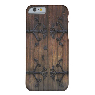 Beautiful Old Wooden Door Barely There iPhone 6 Case
