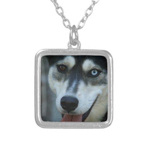 Beautiful One Blue Eye Siberian Husky Jewelry