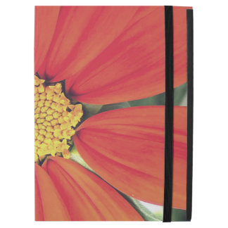 "Beautiful Orange Flower iPad Pro 12.9"" Case"