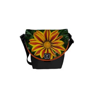 Beautiful Orange Sun Flower Photo Commuter Bags